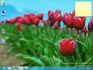 Windows 8 traditional desktop